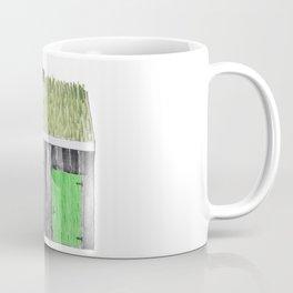 Traditional Faroese House Coffee Mug