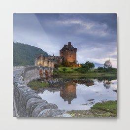 Scottish Castle II Metal Print