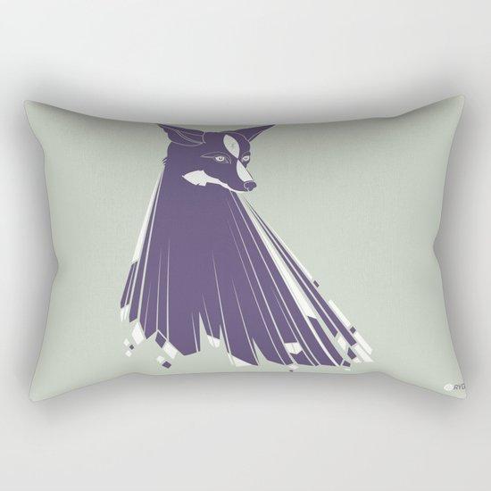 TRUE FOXES Rectangular Pillow