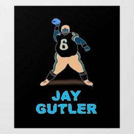 Jay Gutler Art Print
