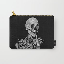 Silence please Carry-All Pouch
