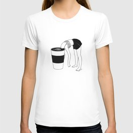 Coffee, First T-shirt