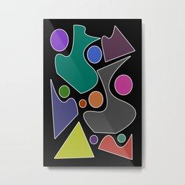 Abstract #313 Metal Print