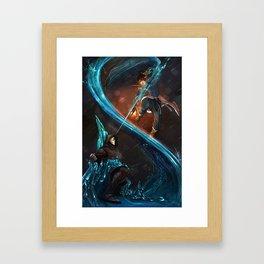 Legend of Korra Framed Art Print