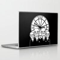 buffy the vampire slayer Laptop & iPad Skins featuring Buffy the Vampire Slayer -- The Gentlemen by BovaArt