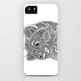 Marten iPhone Case
