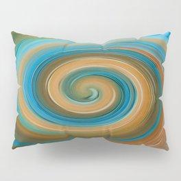 Magic Swirl Pillow Sham