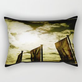 Feed me Clouds Rectangular Pillow