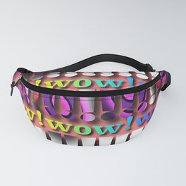 WOW! Graphic Fanny Pack