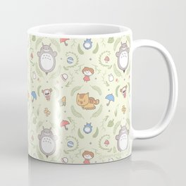Neighborly Creatures Coffee Mug