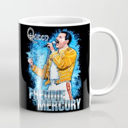 Fred Mercury Coffee Mug