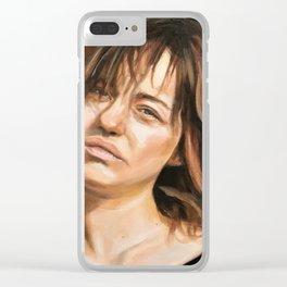 Scrunch Clear iPhone Case
