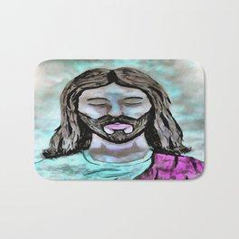Christ Bath Mat