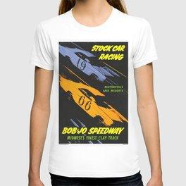 Motors And Midgets T-shirt