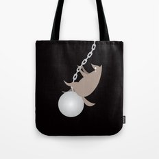 Wreckingwolf Tote Bag