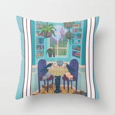 Cozy Nook Throw Pillow