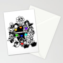 UNDERTALE CHARACTER Stationery Cards