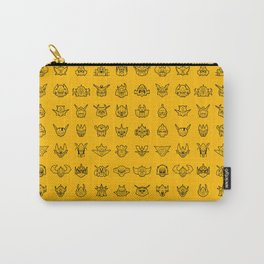 071 70s Robots Carry-All Pouch