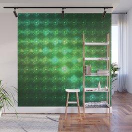 DFFGP Green Wall Mural