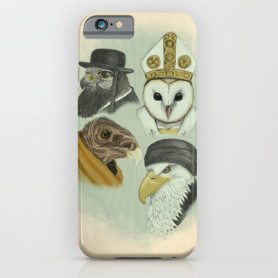 Birds of Pray iPhone & iPod Case