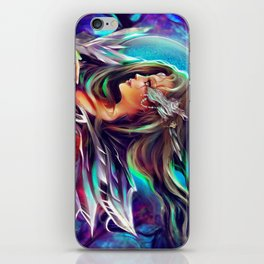 Fantasy Warrior  iPhone Skin