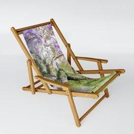 Jacaranda Spirit Sling Chair