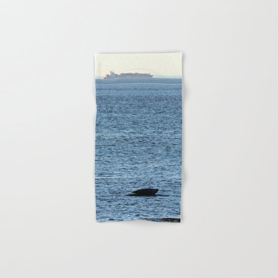 Seal and Ship Hand & Bath Towel