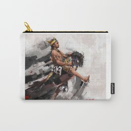 leathered horse (kuda lumping) Carry-All Pouch