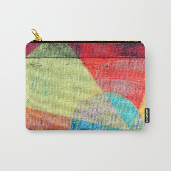 Beach Volleyball Carry-All Pouch