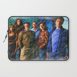More than just a team 2 Laptop Sleeve