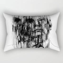 Donald Trump Rectangular Pillow