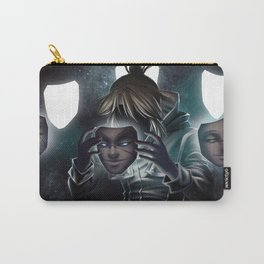 Behind the Mask Carry-All Pouch