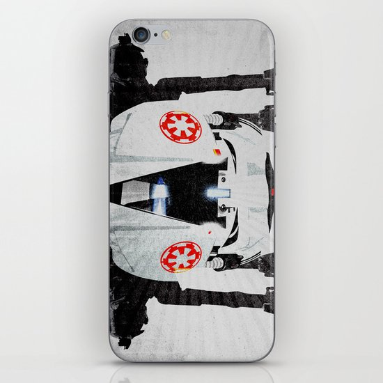 Armoured Cavalry iPhone & iPod Skin