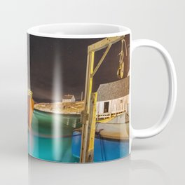 Light in the Wharf Coffee Mug