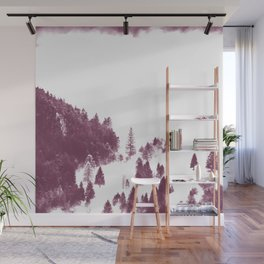Into the wild #01 Wall Mural