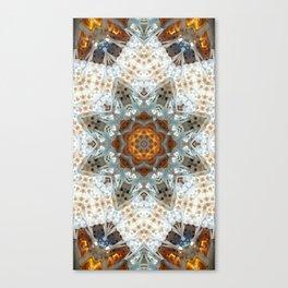 Sagrada Familia - Mandala Arch 1 Canvas Print