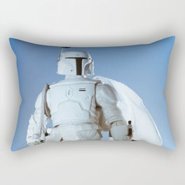 Maybe I Can Help You. I Am Boba Fett.  Rectangular Pillow