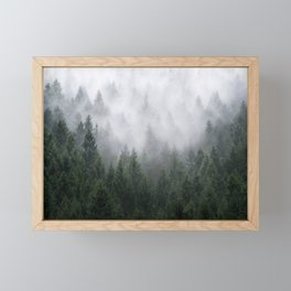 Home Is A Feeling Framed Mini Art Print