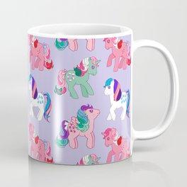 g1 my little pony twinkle eye pattern Coffee Mug