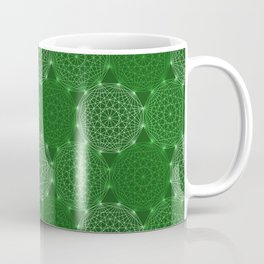 Op Art 45 Coffee Mug