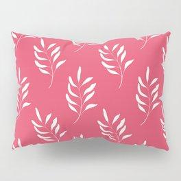 HOT PINK FLORAL Pillow Sham