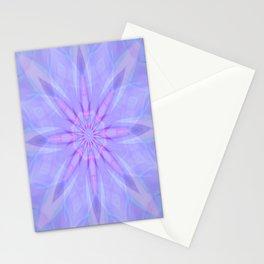 Jeweled Flower..... Stationery Cards