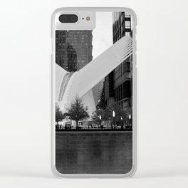 Tranformer Clear iPhone Case
