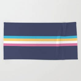 Classic Retro Dragon Beach Towel