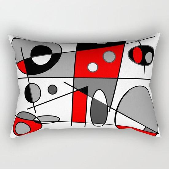 Abstract #35 Rectangular Pillow