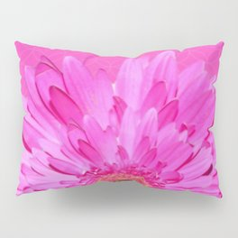 Pink Beach Flower | Floral | Flowers | Nadia Bonello Pillow Sham
