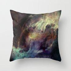 β Nihal Throw Pillow