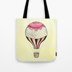 Hot Air Tote Bag