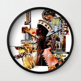 Made in Egypt - Pop Art Wall Clock
