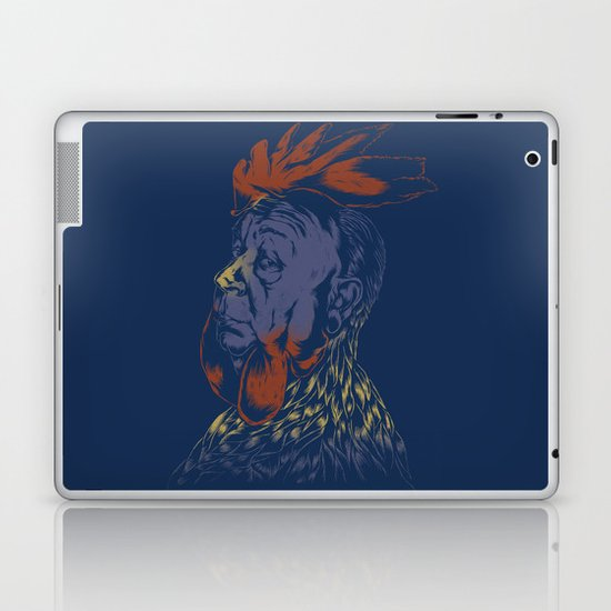 Hitch-Cock! Laptop & iPad Skin